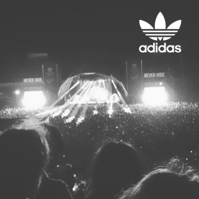 ADIDAS ORIGINALS | MUSIC FESTIVALS